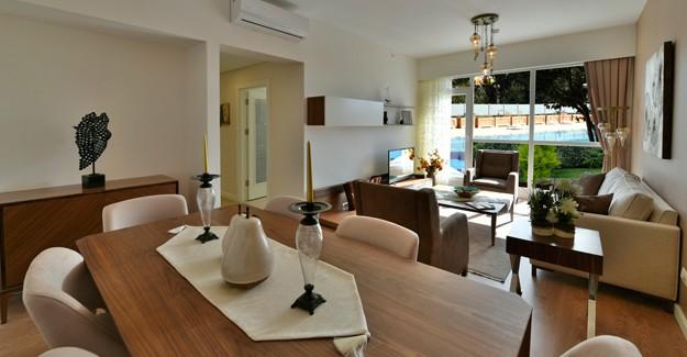 Çukurova Balkon'un örnek daireleri hazır!