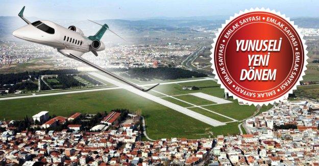Yunuseli Havaalanı için karar verildi!İşte Bursalıları heyecanlandıran karar...