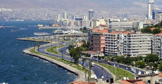 İşte İzmir'in deprem için en riskli bölgeleri!