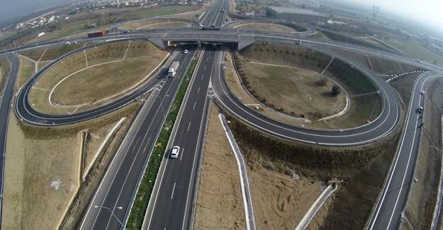 İzmir-İstanbul Otoyolu'nun geçtiği bölgelerde emlak fiyatları arttı!