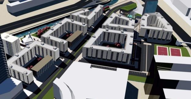 İzmir Ege Mahallesi Kentsel Dönüşüm Projesi'nde ÇED süreci başladı!