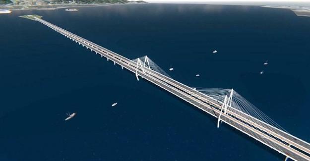 İzmir Körfez Geçiş Projesi 2023'te açılacak!