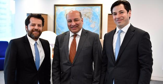 Nef,  Avrupa İmar ve Kalkınma Bankası ile ortak oldu!