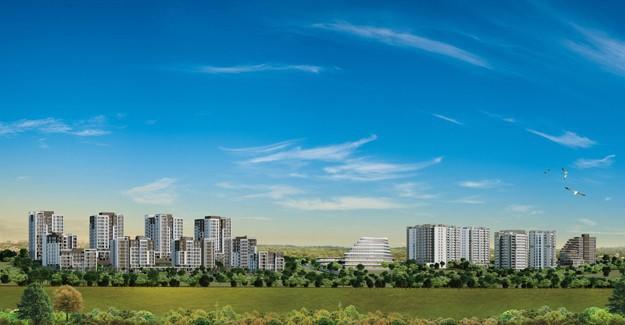 Başakşehir'e yeni proje; 3. İstanbul Başakşehir 2. etap
