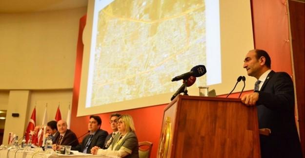 Başkan Edebali Yıldırım'ın kentsel dönüşüm projelerini anlattı!
