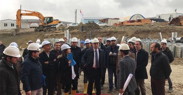 Başkan Turan, Konya projelerini yerinde inceledi!