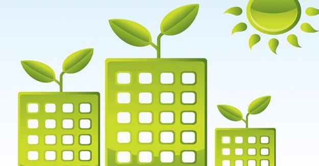 """Bina ve yerleşim yerlerine """"yeşil sertifika"""" geliyor!"""