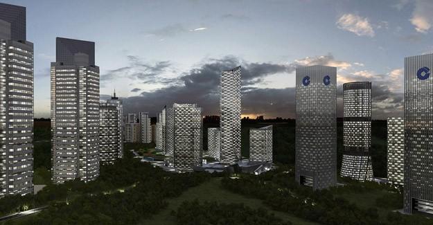 Etimesgut'a yeni proje; Bağlıca Batışehir