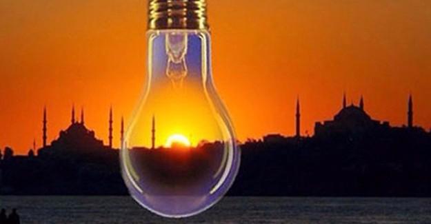 İstanbul'da 2 günlük elektrik kesinti listesi!