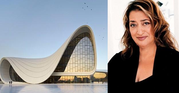 İşte deha mimar Zaha Hadid'in hikayesi!