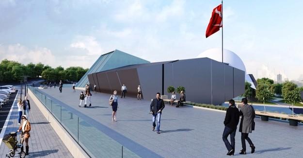 İzmit Deprem Müzesi 17 Ağustos'a hazır olacak!