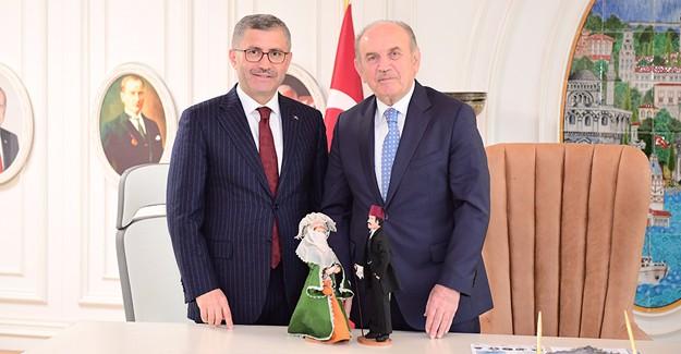 Kadir Topbaş'dan Çamlıca'ya raylı sistem müjdesi!