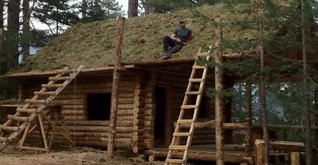Serdar Kılıç'ın Mudurnu'da ki dağ evi!