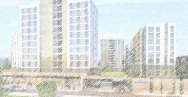 Sur Yapı Sancaktepe Çelikel Konut Projesi Sancaktepe'de yükselecek!