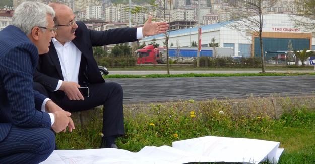 Trabzon Gülcemal Projesi 3 Etapta tamamlanacak!