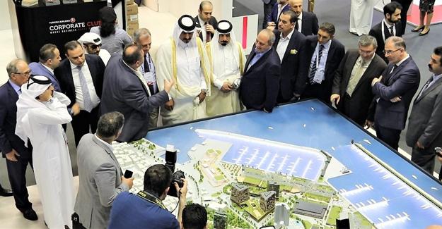 Türk firmaları Katar'dan 120 milyon TL'nin üstünde öz satış ile döndü!