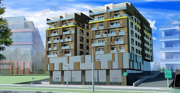 Yıldırım'a yeni proje; Ruberu Palace