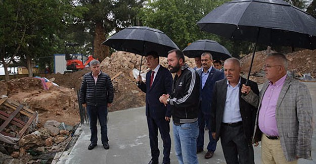 Antalya Cumhuriyet Meydanı ve Şarampol Caddesi son durum!