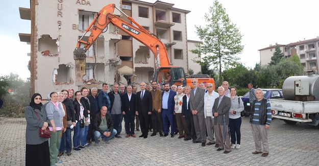 Bursa'da kentsel dönüşüm halkası genişliyor!