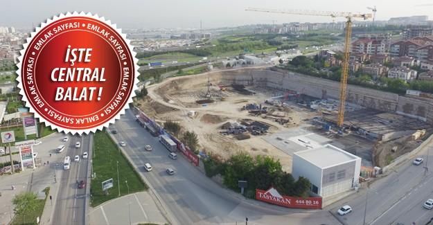 Central Balat inşaatında son durum!