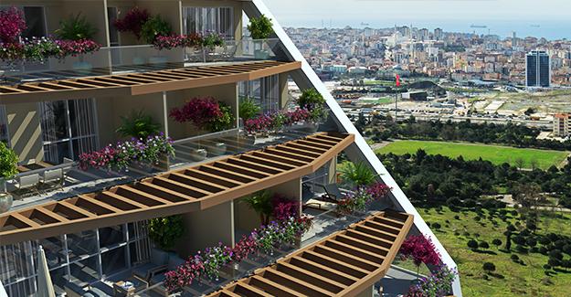 Çukurova Balkon 60 farklı 2+1 daire seçeneği sunuyor!