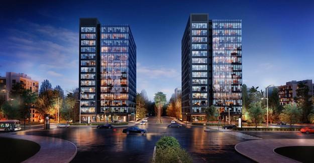Double Diamond Residence'de lansmana özel fırsatlarla ilk 39 daire satışta!