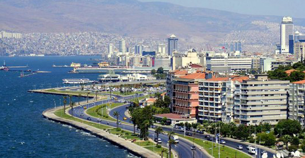 Emlak Konut'tan İzmir Alsancak'a dev proje!