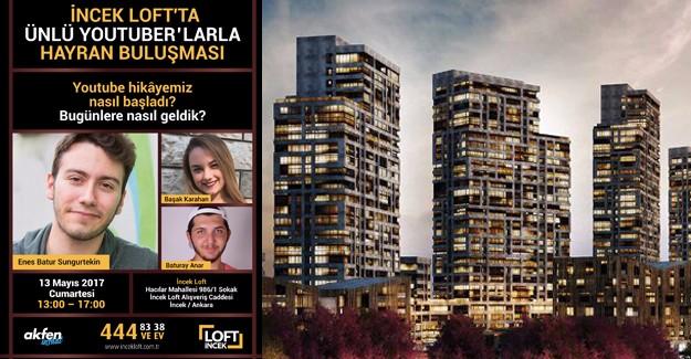 Enes Batur Sungurtekin 'İncek Loft'a konuk oluyor!