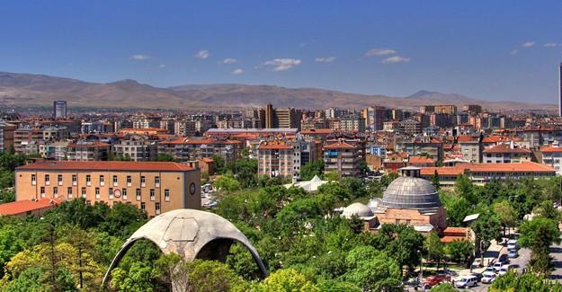 Konya'daki inşaat şirketleri 2017'den umutlu!