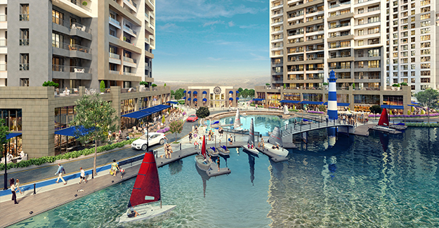 Marina Ankara Kazanç Festivali'nde son 32 daire!