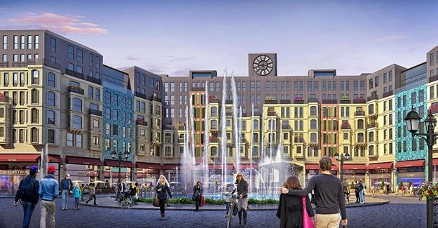 Özyurtlar Meydan Ardıçlı projesinde ön satışlar başladı!