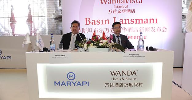 Wanda Wista İstanbul tanıtıldı!
