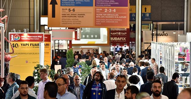 Yapı Fuarı İstanbul 82.427 ziyaretçiyi ağırladı!