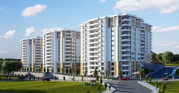 Aks Haliç Park projesi Yomra'da yükseliyor!