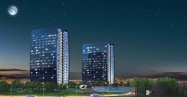 Aypark Residence İzmir Karşıyaka'da yükseliyor!
