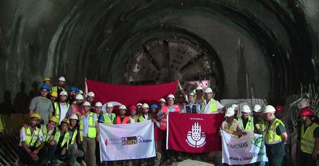 Dudullu-Bostancı metrosunun yüzde 16'sı tamamlandı!