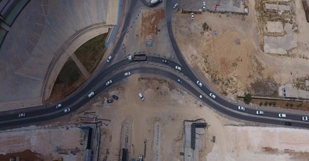 Gaziantep Beykent ile Yeşilvadi köprülü kavşak çalışmaları hızla devam ediyor!