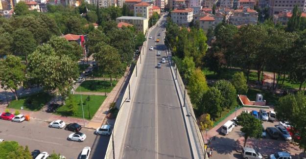 Gaziantep Kemal Köker Viyadük Köprüsü yıkılıyor!