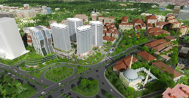 GOP Plevne İstanbul projesi satışta!