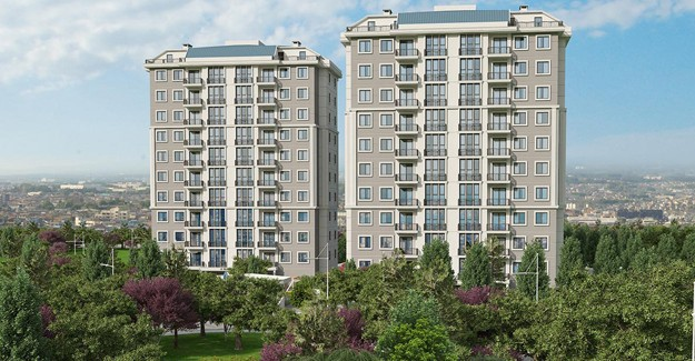 Huzur Park Pendik projesi / İstanbul Anadolu / Pendik