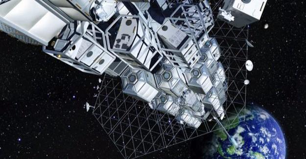 Japon inşaat firması uzaya gidecek asansör kuracak!