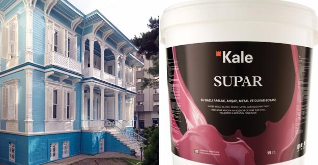 Kale Boya'dan kabaran ve çatlayan yüzeylere 'Supar' ile çözüm!