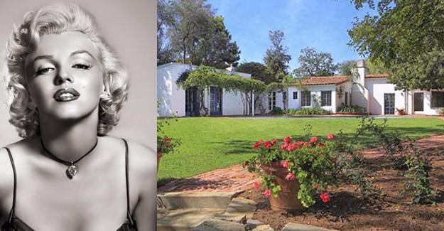 Marilyn Monroe'nun evi satıldı!