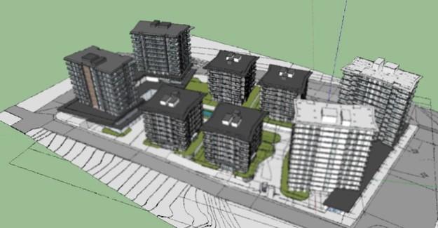 Sur Yapı Ümraniye konut projesi / İstanbul Anadolu / Ümraniye