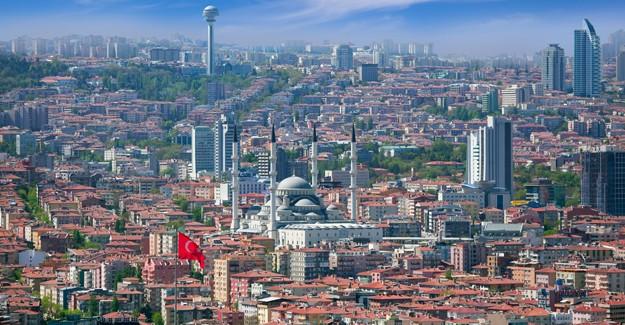 Ankara'da konut satışları son 5 yılda yüzde 108 arttı!
