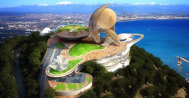 Antalya Tünektepe Projesi onaylandı!