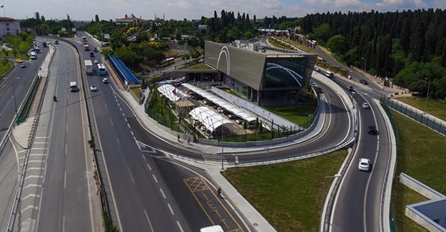 Avrasya Tüneli yeşil bina sertifikası almaya hak kazandı!