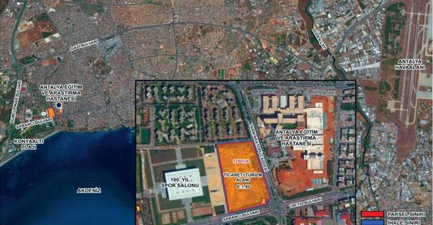 Emlak Konut Antalya Muratpaşa 2. oturum tarihi 25 Temmuz!