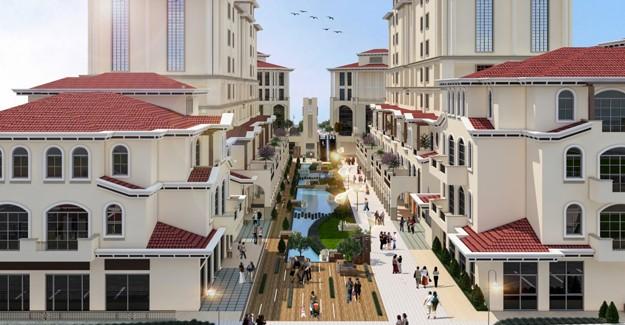 Emlak Konut Körfezkent Çarşı ön talep topluyor!