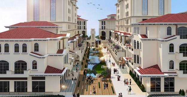 Emlak Konut Körfezkent Çarşı Satış Ofisi!